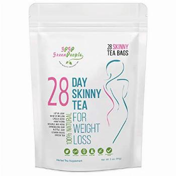 Detox Tea Diet Tea for Body Cleanse - 28 Day Weight Loss Tea