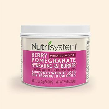 Nutrisystem Berry Pomegranate Hydrating Drink Mix - Add to