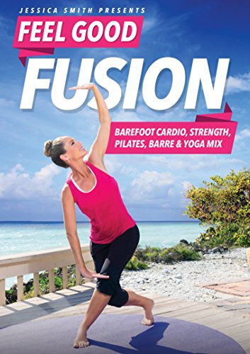 Feel Good Fusion with Jessica Smith Barefoot Cardio,