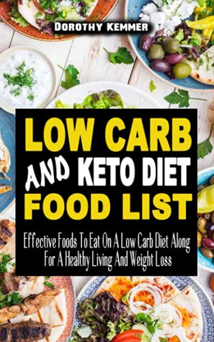 LOW CARB AND KETO DIET FOOD LIST Effective Foods To Eat On