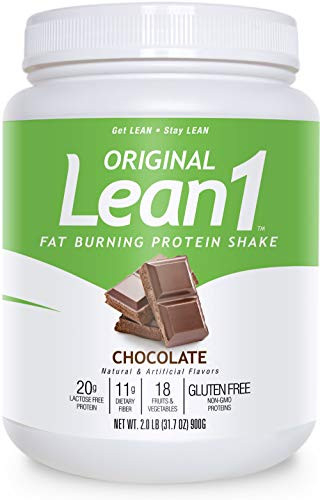 Nutrition 53 Lean 1 Meal Replacement Powder for Weight Loss,