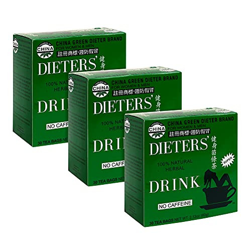 Uncle Lee's Dieters Detox Tea for Weight Loss and Belly